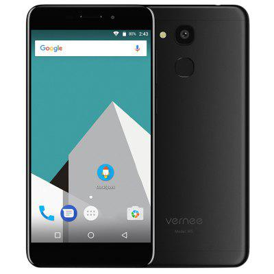 Vernee M5 4G Smartphone Android 7.0 5.2 inch MTK6750 Octa Core 1.5GHz 4GB RAM 64GB ROM Fingerprint Scanner 13.0MP Rear Camera 2017 Coupon Code and Review