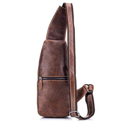 Men Leisure Retro Leather Chest BagCrossbody Bags<br>Men Leisure Retro Leather Chest Bag<br><br>Features: Wearable, Wearable<br>Gender: Men<br>Material: Polyester, Leather, Polyester, Leather<br>Package Size(L x W x H): 32.00 x 16.00 x 5.00 cm / 12.6 x 6.3 x 1.97 inches, 32.00 x 16.00 x 5.00 cm / 12.6 x 6.3 x 1.97 inches<br>Package weight: 0.4500 kg, 0.4500 kg<br>Packing List: 1 x Chest Bag, 1 x Chest Bag<br>Product weight: 0.4200 kg, 0.4200 kg<br>Style: Fashion, Casual, Fashion, Casual<br>Type: Shoulder bag, Shoulder bag