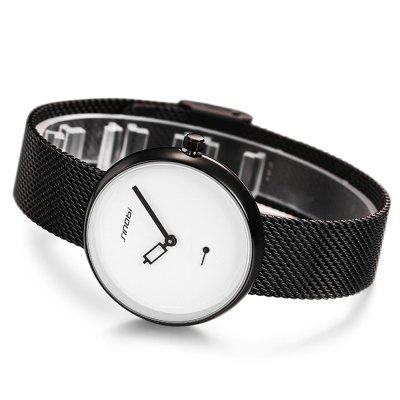 SINOBI 9719 Steel Net Band Women Quartz WatchWomens Watches<br>SINOBI 9719 Steel Net Band Women Quartz Watch<br><br>Band material: Steel<br>Band size: 22.5 x 1.6cm<br>Brand: Sinobi<br>Case material: Alloy<br>Clasp type: Pin buckle<br>Dial size: 3.5 x 3.5 x 1cm<br>Display type: Analog<br>Movement type: Quartz watch<br>Package Contents: 1 x Watch<br>Package size (L x W x H): 28.00 x 8.00 x 3.50 cm / 11.02 x 3.15 x 1.38 inches<br>Package weight: 0.1000 kg<br>Product size (L x W x H): 22.50 x 3.50 x 1.00 cm / 8.86 x 1.38 x 0.39 inches<br>Product weight: 0.0500 kg<br>Shape of the dial: Round<br>Watch mirror: Mineral glass<br>Watch style: Fashion<br>Watches categories: Women<br>Water resistance : No