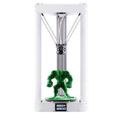 FLSUN FL - Q Cricket DIY 3D Printer Kit3D Printers, 3D Printer Kits<br>FLSUN FL - Q Cricket DIY 3D Printer Kit<br><br>Brand: FLSUN<br>Engraving Area: 340 x 340 x 800mm<br>File format: G-code, OBJ, STL<br>Frame material: Aluminum<br>Layer thickness: 0.05-0.4mm<br>LCD Screen: Yes<br>Material diameter: 1.75mm<br>Memory card offline print: SD card<br>Model: FL - Q<br>Nozzle diameter: 0.4mm<br>Nozzle quantity: Single<br>Nozzle temperature: Room temperature to 260 degree<br>Package size: 86.00 x 40.00 x 16.00 cm / 33.86 x 15.75 x 6.3 inches<br>Package weight: 14.0000 kg<br>Packing Contents: 1 x 3D Printer, 1 x Assembly Part, 1 x English User Manual<br>Platform board: Aluminum Base<br>Platform temperature: Room temperature to 100 degree<br>Print speed: 20 - 150mm/s<br>Product forming size: 260 x 360mm<br>Product size: 34.00 x 34.00 x 80.00 cm / 13.39 x 13.39 x 31.5 inches<br>Product weight: 13.0000 kg<br>Size: Large<br>Supporting material: PLA, HIPS, ABS, Wood<br>Type: DIY<br>Voltage: 12V<br>Voltage Range: 100 - 230V<br>Working Power: 360W