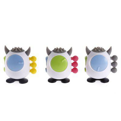 Little Demon ABS Fidget CubeFidget Cubes<br>Little Demon ABS Fidget Cube<br><br>Features: Creative Toy<br>Materials: ABS, Silicone<br>Package Contents: 1 x Fidget Cube<br>Package size: 6.00 x 5.30 x 8.00 cm / 2.36 x 2.09 x 3.15 inches<br>Package weight: 0.0660 kg<br>Product size: 5.00 x 3.80 x 5.90 cm / 1.97 x 1.5 x 2.32 inches<br>Product weight: 0.0290 kg<br>Series: Entertainment<br>Theme: Other