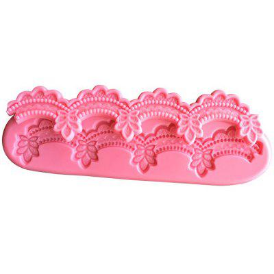 AK Silicone Lace Mat Cake Decor Pad Floral Decoration MoldCake Molds<br>AK Silicone Lace Mat Cake Decor Pad Floral Decoration Mold<br><br> Product weight: 0.0830 kg<br>Material: Silicone<br>Package Contents: 2 x Cake Mold<br>Package size (L x W x H): 25.00 x 7.00 x 5.00 cm / 9.84 x 2.76 x 1.97 inches<br>Package weight: 0.1030 kg<br>Product size (L x W x H): 20.00 x 5.00 x 2.00 cm / 7.87 x 1.97 x 0.79 inches<br>Type: Other Kitchen Accessories