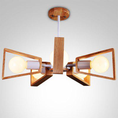 ZG 8016 Creative Five Head Chandelier 220V