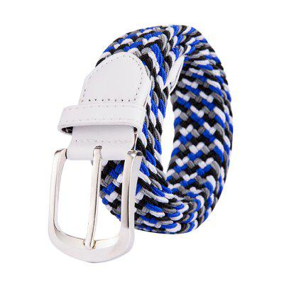 Fashion Unisex All-match Elastic Knitted Waist BeltMens Belts<br>Fashion Unisex All-match Elastic Knitted Waist Belt<br><br>Material: Canvas<br>Package Size(L x W x H): 25.00 x 18.00 x 10.00 cm / 9.84 x 7.09 x 3.94 inches<br>Package weight: 0.2000 kg<br>Packing List: 1 x Belt<br>Product weight: 0.1500 kg<br>Style: Casual