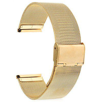 Stainless Steel Milanese Wristband