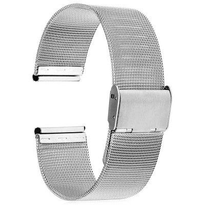 Chic Stainless Steel Milanese Wristband