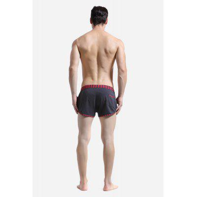 Male Casual Loose Homewear BoxerMens Underwear &amp; Pajamas<br>Male Casual Loose Homewear Boxer<br><br>Package Contents: 1 x Boxer<br>Package size: 20.00 x 20.00 x 2.00 cm / 7.87 x 7.87 x 0.79 inches<br>Package weight: 0.1200 kg<br>Product weight: 0.0900 kg
