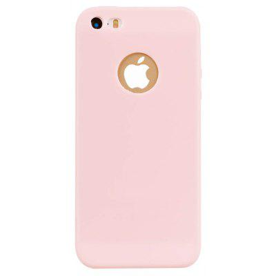 Slim TPU Candy Color Mobile Phone Case for iPhone SE / 5S / 5
