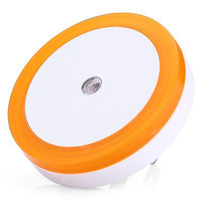 Round Shape Light Sensor LED Wall Plug Small Night Light 220VNight Lights<br>Round Shape Light Sensor LED Wall Plug Small Night Light 220V<br><br>Battery Quantity: 0<br>Color Temperature or Wavelength: 2500K<br>Connector Type: US plug<br>Electric Products: Built-in Electrical Products<br>Features: Sensor<br>Light Source Color: Yellow<br>Light Type: LED<br>Mini Voltage: 220V<br>Package Contents: 1 x LED Night Light<br>Package size (L x W x H): 7.50 x 7.50 x 5.50 cm / 2.95 x 2.95 x 2.17 inches<br>Package weight: 0.0600 kg<br>Plug Type: US plug<br>Power Source: AC<br>Product size (L x W x H): 6.50 x 6.50 x 4.50 cm / 2.56 x 2.56 x 1.77 inches<br>Product weight: 0.0260 kg<br>Production Models: External procurement<br>Quantity: 1<br>Style: Comtemporary<br>Wattage: 0-5W
