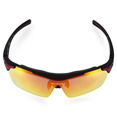 GUB 5200 Cycling Glasses SetCycling Sunglasses<br>GUB 5200 Cycling Glasses Set<br><br>Brand: GUB<br>Features: Polarized lens, Removable Legs, Replaceable Lens, UV400, with Myopic Frame<br>Frame Materials: PC<br>Gender: Unisex<br>Lens material: PC<br>Package Contents: 1 x GUB 5200 Cycling Glasses, 2 x Spare PC Lens, 1 x Headband, 1 x Myopia Frame, 1 x Cleaning Cloth, 1 x Lanyard, 1 x Storage Bag, 1 x Box, 1 x Polarized Test Card<br>Package Size(L x W x H): 19.00 x 9.00 x 7.00 cm / 7.48 x 3.54 x 2.76 inches<br>Package weight: 0.1960 kg<br>Product weight: 0.0300 kg<br>Suitable for: Mountaineering, Hiking, Cycling, Traveling<br>Type: Goggle