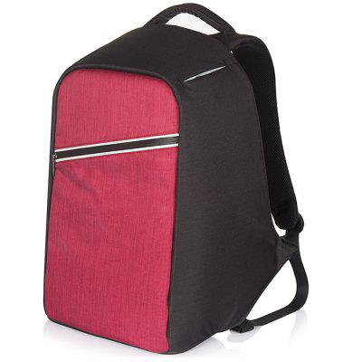 Osoce S6 Water Proof 15 inches Computer BackpackDuffel Bags<br>Osoce S6 Water Proof 15 inches Computer Backpack<br><br>Brand: Osoce<br>Capacity: 20L<br>For: Work<br>Gender: Unisex<br>Package Contents: 1 x Osoce Backpack<br>Package size (L x W x H): 32.00 x 14.00 x 46.00 cm / 12.6 x 5.51 x 18.11 inches<br>Package weight: 1.1650 kg<br>Product size (L x W x H): 30.00 x 12.00 x 44.00 cm / 11.81 x 4.72 x 17.32 inches<br>Product weight: 1.1450 kg<br>Strap Length: 40 - 85cm<br>Style: Business<br>Type: Backpack