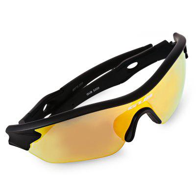 GUB 5300 Cycling Glasses SetCycling Sunglasses<br>GUB 5300 Cycling Glasses Set<br><br>Brand: GUB<br>Features: Polarized lens, Replaceable Lens, UV400, with Myopic Frame<br>Frame Materials: PC<br>Gender: Unisex<br>Lens material: PC<br>Package Contents: 1 x GUB 5300 Cycling Glasses, 2 x Spare PC Lens, 1 x Myopia Frame, 1 x Cleaning Cloth, 1 x Lanyard, 1 x Storage Bag, 1 x Box, 1 x Polarized Test Card<br>Package Size(L x W x H): 19.00 x 9.00 x 7.00 cm / 7.48 x 3.54 x 2.76 inches<br>Package weight: 0.1800 kg<br>Product weight: 0.0310 kg<br>Suitable for: Traveling, Hiking, Cycling<br>Type: Goggle