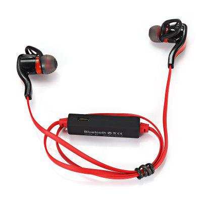 BT - 03 Wireless Bluetooth Stereo Sports EarbudsEarbud Headphones<br>BT - 03 Wireless Bluetooth Stereo Sports Earbuds<br><br>Battery Capacity(mAh): 80mAh Li-ion Battery, 80mAh Li-ion Battery<br>Battery Types: Built-in, Built-in<br>Bluetooth distance: W/O obstacles 10m, W/O obstacles 10m<br>Bluetooth protocol: A2DP,AVRCP,HFP,HSP, A2DP,AVRCP,HFP,HSP<br>Bluetooth Version: V4.1, V4.1<br>Cable Length (m): 0.55m, 0.55m<br>Charging Time.: 2H, 2H<br>Compatible with: iPhone, iPhone, iPod, iPod, Mobile phone, Mobile phone<br>Connecting interface: Micro USB, Micro USB<br>Connectivity: Wired and Wireless, Wired and Wireless<br>Frequency response: 20 - 40KHz, 20 - 40KHz<br>Function: Microphone, Multi connection function, Multi connection function, Song Switching, Bluetooth, Voice control, Bluetooth, Voice Prompt, Answering Phone, Song Switching, Answering Phone, Voice Prompt, Microphone, Voice control<br>Impedance: 16ohms, 16ohms<br>Language: Chinese,English, Chinese,English<br>Material: ABS, ABS<br>Model: BT - 03, BT - 03<br>Music Time: 4H, 4H<br>Package Contents: 1 x Earbuds, 1 x Micro USB Cable, 2 x Pair of Standby Earbud Tips ( L, S ), 1 x Clamp, 1 x English and Chinese Manual, 1 x Earbuds, 1 x Micro USB Cable, 2 x Pair of Standby Earbud Tips ( L, S ), 1 x Clamp, 1 x English and Chinese Manual<br>Package size (L x W x H): 15.00 x 15.00 x 6.00 cm / 5.91 x 5.91 x 2.36 inches, 15.00 x 15.00 x 6.00 cm / 5.91 x 5.91 x 2.36 inches<br>Package weight: 0.1370 kg, 0.1370 kg<br>Product weight: 0.0130 kg, 0.0130 kg<br>Sensitivity: 110 dB, 110 dB<br>Standby time: 180H, 180H<br>Talk time: 6H, 6H<br>Type: In-Ear, In-Ear