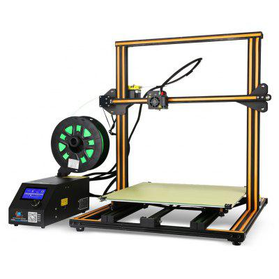 Creality3D CR - 10S4 kibővített 3D DIY Desktop Printer Kit