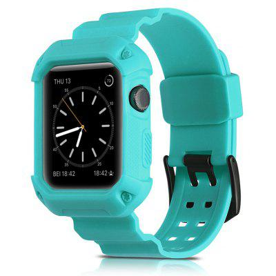 Pulsera de Estilo Moderno de Color Liso para Apple Watch