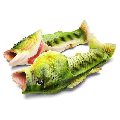 Women Casual Fish Mouth Slippers for Summer