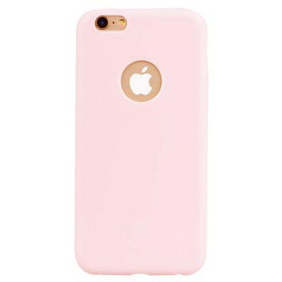 Slank TPU Candy Color mobiel hoesje voor de iPhone 6 / 6S