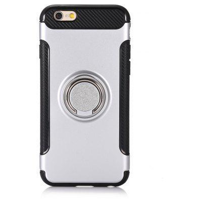 Rotatable Ring Holder Armor TPU Phone Case for iPhone 6 / 6s