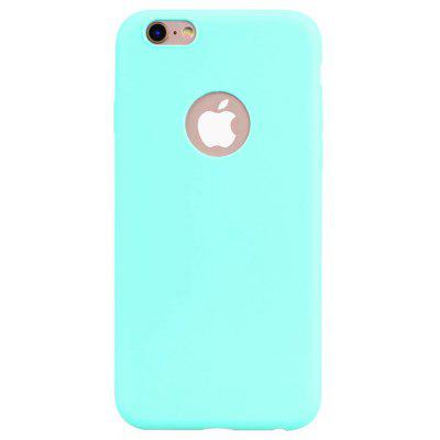 Slim TPU Candy Color Mobile Phone Case for iPhone 6 / 6S
