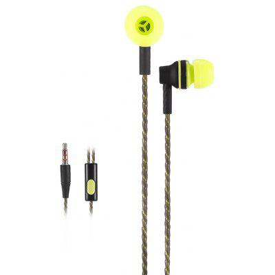 A21 Universale 3.5mm In-ear Auricolari Stereo