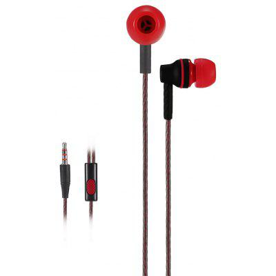 A21 Universal 3.5mm Twisting In-ear Stereo Earphones