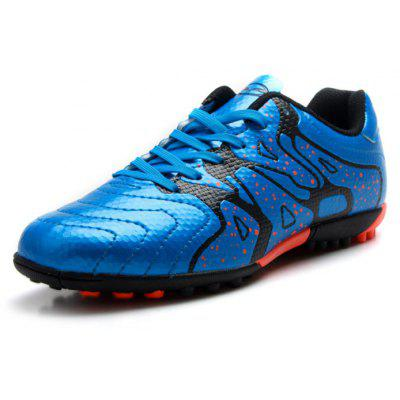 TIEBAO Masculino Wearable Light Spiked Soccer Athletic Shoes