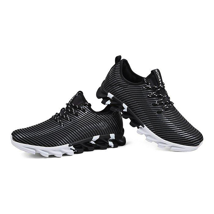 Male Breathable Athletic Blade Casual Athletic Shoes