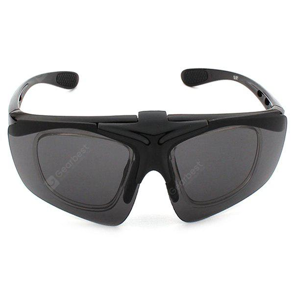 CTSmart 821 Outdoor Sports Clamshell Cycling Glasses