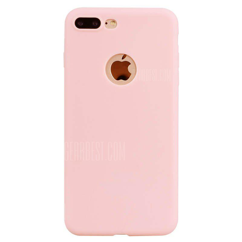 Cover Sottile in TPU Modello Caramella per iPhone 7 Plus