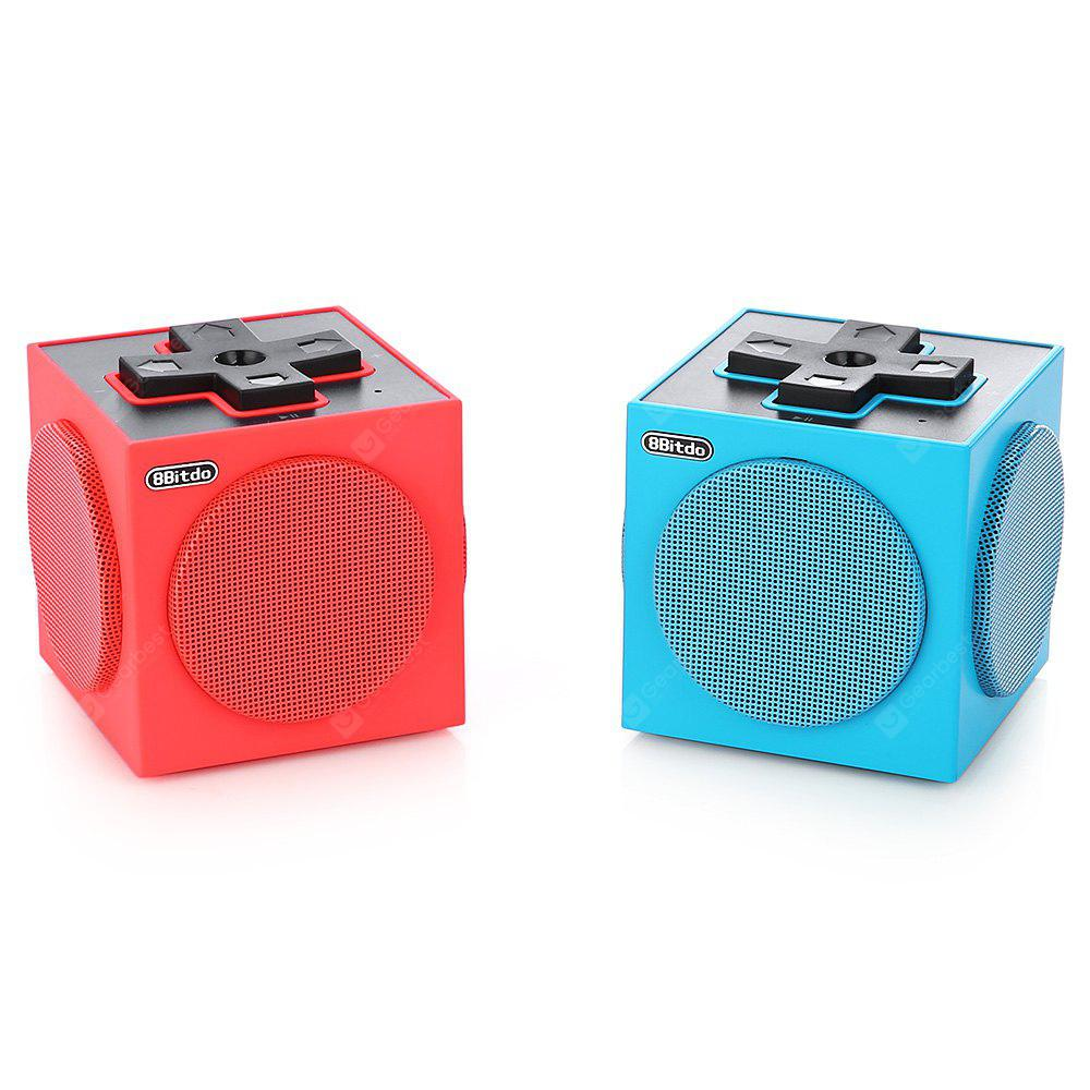 8Bitdo Portable Bluetooth Speaker Music Player 2 in 1
