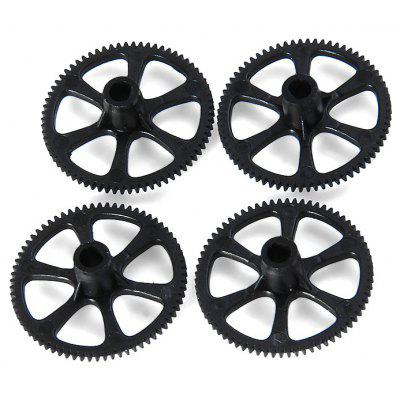 XK X250 X250 - A X250 - B Quadcopter Spare Part 4Pcs Main Shaft Gear X250 - 006