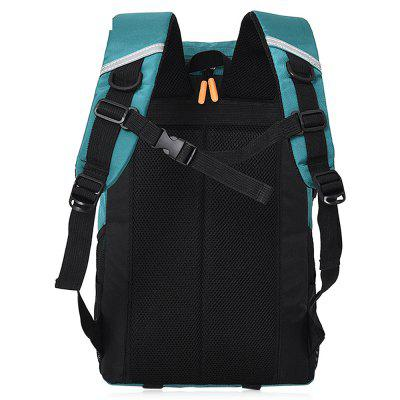 Men Leisure Business Water-resistant Computer BackpackBackpacks<br>Men Leisure Business Water-resistant Computer Backpack<br><br>Features: Wearable<br>Gender: Men<br>Material: Oxford Fabric<br>Package Size(L x W x H): 47.00 x 32.00 x 5.00 cm / 18.5 x 12.6 x 1.97 inches<br>Package weight: 0.6200 kg<br>Packing List: 1 x Backpack<br>Product weight: 0.6000 kg<br>Style: Business, Casual<br>Type: Backpacks