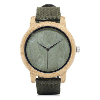 BOBO BIRD WD12 Stylish Cloth Band Men Quartz WatchMens Watches<br>BOBO BIRD WD12 Stylish Cloth Band Men Quartz Watch<br><br>Band material: Cloth<br>Band size: 20 x 2cm<br>Brand: BOBO BIRD<br>Case material: Wood<br>Clasp type: Pin buckle<br>Dial size: 4.5 x 4.5 x 1.1cm<br>Display type: Analog<br>Movement type: Quartz watch<br>Package Contents: 1 x Watch, 1 x Box<br>Package size (L x W x H): 8.50 x 8.50 x 5.50 cm / 3.35 x 3.35 x 2.17 inches<br>Package weight: 0.0980 kg<br>Product size (L x W x H): 20.00 x 4.50 x 1.10 cm / 7.87 x 1.77 x 0.43 inches<br>Product weight: 0.0280 kg<br>Shape of the dial: Round<br>Watch mirror: Acrylic<br>Watch style: Fashion<br>Watches categories: Men