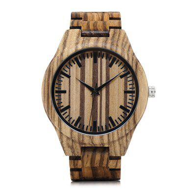 BOBO BIRD WG22 Wood Band Men Quartz WatchMens Watches<br>BOBO BIRD WG22 Wood Band Men Quartz Watch<br><br>Band material: Wood<br>Band size: 21.5 x 2.25cm<br>Brand: BOBO BIRD<br>Case material: Wood<br>Clasp type: Butterfly clasp<br>Dial size: 4.2 x 4.2 x 1.2cm<br>Display type: Analog<br>Movement type: Quartz watch<br>Package Contents: 1 x Watch, 1 x Box<br>Package size (L x W x H): 8.50 x 8.50 x 5.50 cm / 3.35 x 3.35 x 2.17 inches<br>Package weight: 0.1260 kg<br>Product size (L x W x H): 21.50 x 4.20 x 1.20 cm / 8.46 x 1.65 x 0.47 inches<br>Product weight: 0.0560 kg<br>Shape of the dial: Round<br>Watch mirror: Acrylic<br>Watch style: Fashion<br>Watches categories: Men