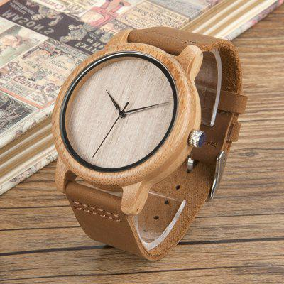 BOBO BIRD WA17 Genuine Leather Band Men WatchMens Watches<br>BOBO BIRD WA17 Genuine Leather Band Men Watch<br><br>Band material: Genuine Leather<br>Band size: 20 x 2cm<br>Brand: BOBO BIRD<br>Case material: Wood<br>Clasp type: Pin buckle<br>Dial size: 4.5 x 4.5 x 1.1cm<br>Display type: Analog<br>Movement type: Quartz watch<br>Package Contents: 1 x Watch, 1 x Box<br>Package size (L x W x H): 8.50 x 8.50 x 5.50 cm / 3.35 x 3.35 x 2.17 inches<br>Package weight: 0.0980 kg<br>Product size (L x W x H): 20.00 x 4.50 x 1.10 cm / 7.87 x 1.77 x 0.43 inches<br>Product weight: 0.0280 kg<br>Shape of the dial: Round<br>Watch mirror: Acrylic<br>Watch style: Fashion<br>Watches categories: Men