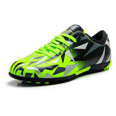 TIEBAO Masculino Anti Slip Spiked Soccer Athletic Shoes