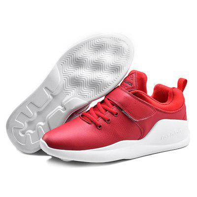 Male Stylish Warm Street Running Casual ShoesAthletic Shoes<br>Male Stylish Warm Street Running Casual Shoes<br><br>Closure Type: Lace-Up<br>Contents: 1 x Pair of Shoes<br>Function: Slip Resistant<br>Materials: Rubber, PU<br>Occasion: Sports, Running, Party, Outdoor Clothing, Riding, Casual, Daily, Holiday<br>Outsole Material: Rubber<br>Package Size ( L x W x H ): 31.00 x 21.00 x 11.00 cm / 12.2 x 8.27 x 4.33 inches<br>Package Weights: 0.82kg<br>Pattern Type: Solid<br>Seasons: Winter<br>Style: Modern, Leisure, Fashion, Comfortable, Casual<br>Toe Shape: Round Toe<br>Type: Sports Shoes<br>Upper Material: PU