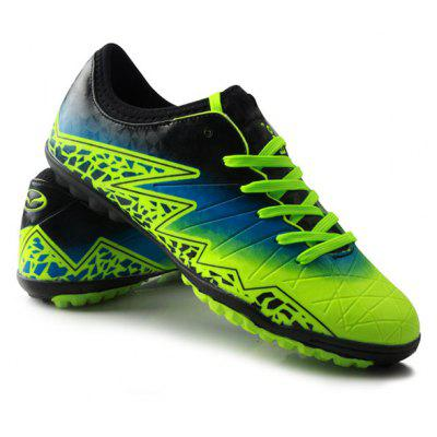 TIEBAO Masculino Stylish Spiked Light Soccer Athletic Shoes