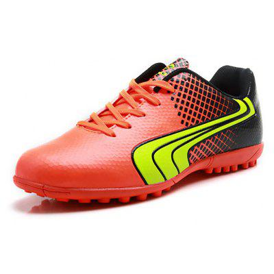 TIEBAO Masculino Colorido Wearable Spiked Soccer Athletic Shoes