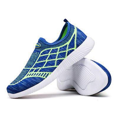 Male Soft Breathable Flat Slip On Casual ShoesCasual Shoes<br>Male Soft Breathable Flat Slip On Casual Shoes<br><br>Closure Type: Slip-On<br>Contents: 1 x Pair of Shoes<br>Decoration: Weave<br>Function: Slip Resistant<br>Lining Material: Mesh<br>Materials: Mesh, Rubber, Woven Fabric<br>Occasion: Tea Party, Shopping, Party, Outdoor Clothing, Holiday, Daily, Casual<br>Outsole Material: Rubber<br>Package Size ( L x W x H ): 32.00 x 22.00 x 11.00 cm / 12.6 x 8.66 x 4.33 inches<br>Package Weights: 0.89kg<br>Seasons: Autumn,Spring<br>Style: Modern, Leisure, Fashion, Comfortable, Casual<br>Toe Shape: Round Toe<br>Type: Casual Shoes<br>Upper Material: Woven Fabric