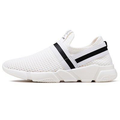 Male Breathable Casual ShoesCasual Shoes<br>Male Breathable Casual Shoes<br><br>Contents: 1 x Pair of Shoes , 1 x Pair of Shoes<br>Materials: Mesh, Mesh<br>Occasion: Outdoor Clothing, Outdoor Clothing, Holiday, Holiday, Daily, Daily, Casual, Casual<br>Outsole Material: MD, MD<br>Package Size ( L x W x H ): 32.00 x 22.00 x 11.00 cm / 12.6 x 8.66 x 4.33 inches, 32.00 x 22.00 x 11.00 cm / 12.6 x 8.66 x 4.33 inches<br>Package Weights: 0.8100, 0.8100<br>Seasons: Autumn,Summer, Autumn,Summer<br>Style: Leisure, Casual, Casual, Fashion, Fashion, Leisure<br>Type: Casual Shoes, Casual Shoes<br>Upper Material: Mesh, Mesh