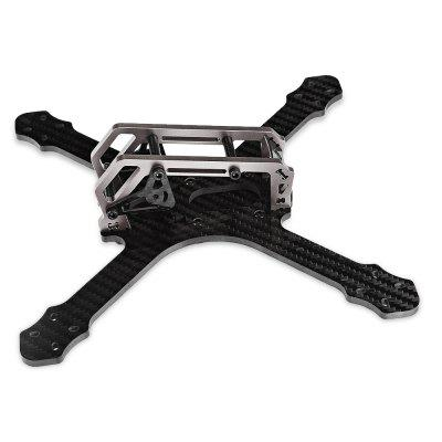 MANGO No.29 210mm Carbon Fiber DIY Frame KitRacing Frame<br>MANGO No.29 210mm Carbon Fiber DIY Frame Kit<br><br>Package Contents: 1 x Frame Kit<br>Package size (L x W x H): 22.70 x 22.30 x 2.50 cm / 8.94 x 8.78 x 0.98 inches<br>Package weight: 0.2460 kg<br>Product weight: 0.1480 kg<br>Type: Frame Kit