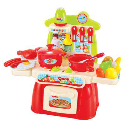 Mini Cooking Toy Set for Children