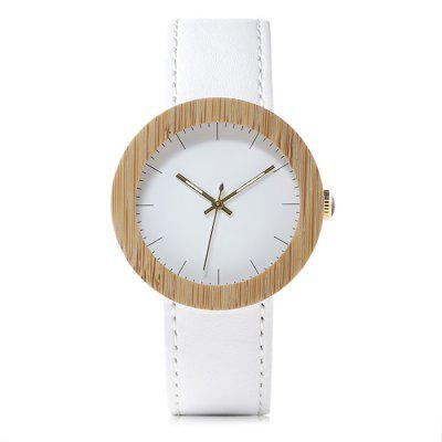 BOBO BIRD WJ27 Genuine Leather Band Women WatchWomens Watches<br>BOBO BIRD WJ27 Genuine Leather Band Women Watch<br><br>Band material: Genuine Leather<br>Band size: 23 x 2cm<br>Brand: BOBO BIRD<br>Case material: Wood<br>Clasp type: Pin buckle<br>Dial size: 3.8 x 3.8 1cm<br>Display type: Analog<br>Movement type: Quartz watch<br>Package Contents: 1 x Watch, 1 x Box<br>Package size (L x W x H): 8.50 x 8.50 x 5.50 cm / 3.35 x 3.35 x 2.17 inches<br>Package weight: 0.1170 kg<br>Product size (L x W x H): 23.00 x 3.80 x 1.00 cm / 9.06 x 1.5 x 0.39 inches<br>Product weight: 0.0470 kg<br>Shape of the dial: Round<br>Watch mirror: Acrylic<br>Watch style: Fashion<br>Watches categories: Women<br>Water resistance : No