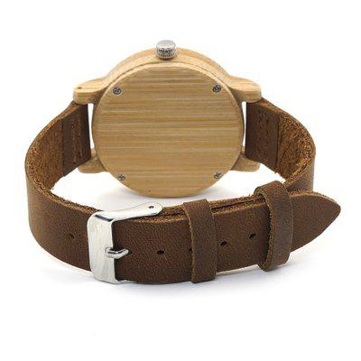 BOBO BIRD L19 Genuine Leather Band Women WatchWomens Watches<br>BOBO BIRD L19 Genuine Leather Band Women Watch<br><br>Band material: Genuine Leather<br>Band size: 23 x 2cm<br>Brand: BOBO BIRD<br>Case material: Wood<br>Clasp type: Pin buckle<br>Dial size: 3.8 x 3.8 x 1cm<br>Display type: Analog<br>Movement type: Quartz watch<br>Package Contents: 1 x Watch, 1 x Box<br>Package size (L x W x H): 8.50 x 8.50 x 5.50 cm / 3.35 x 3.35 x 2.17 inches<br>Package weight: 0.0950 kg<br>Product size (L x W x H): 23.00 x 3.80 x 1.00 cm / 9.06 x 1.5 x 0.39 inches<br>Product weight: 0.0250 kg<br>Shape of the dial: Round<br>Watch mirror: Acrylic<br>Watch style: Fashion<br>Watches categories: Women<br>Water resistance : No