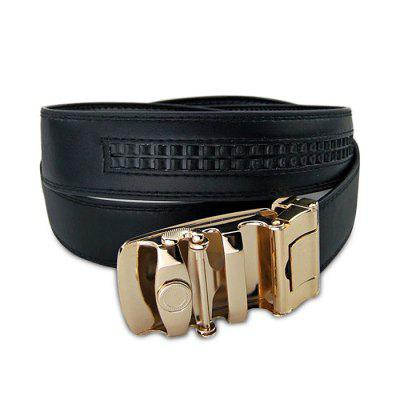 Leisure All-match PU Waist Belt for MenMens Belts<br>Leisure All-match PU Waist Belt for Men<br><br>Material: PU<br>Package Size(L x W x H): 15.00 x 10.00 x 10.00 cm / 5.91 x 3.94 x 3.94 inches<br>Package weight: 0.2750 kg<br>Packing List: 1 x Belt<br>Product weight: 0.1550 kg<br>Style: Business, Casual, Outdoor