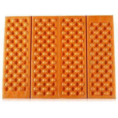 Buy YELLOW ORANGE NatureHike Portable Folding EVA Foam Seat Mat Cushion for $3.66 in GearBest store