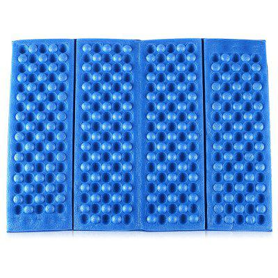 Buy BLUE NatureHike Portable Folding EVA Foam Seat Mat Cushion for $3.66 in GearBest store
