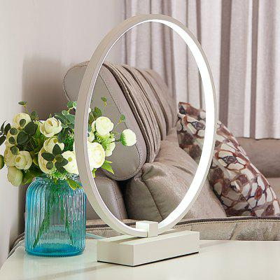 DJBTD005 Ring Three-color Promise Dimming Table Lamp 220VTable Lamps<br>DJBTD005 Ring Three-color Promise Dimming Table Lamp 220V<br><br>Available Color: White<br>Features: Dimmable<br>Input Voltage: 220V<br>Material: Silicone<br>Package Contents: 1 x Light, 1 x English Manual<br>Package size (L x W x H): 30.00 x 26.00 x 12.00 cm / 11.81 x 10.24 x 4.72 inches<br>Package weight: 1.0000 kg<br>Powered Source: AC<br>Product weight: 0.8000 kg<br>Suitable for: Office, Home Decoration, Home use