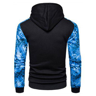 AOWOFS Casual Long Sleeve Printing Hooded SweatshirtMens Hoodies &amp; Sweatshirts<br>AOWOFS Casual Long Sleeve Printing Hooded Sweatshirt<br><br>Brand: AOWOFS<br>Material: Cotton, Polyester<br>Package Contents: 1 x Sweatshirt<br>Package size: 30.00 x 35.00 x 2.00 cm / 11.81 x 13.78 x 0.79 inches<br>Package weight: 0.4200 kg<br>Product weight: 0.4000 kg